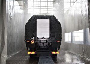 Waterproof tests
