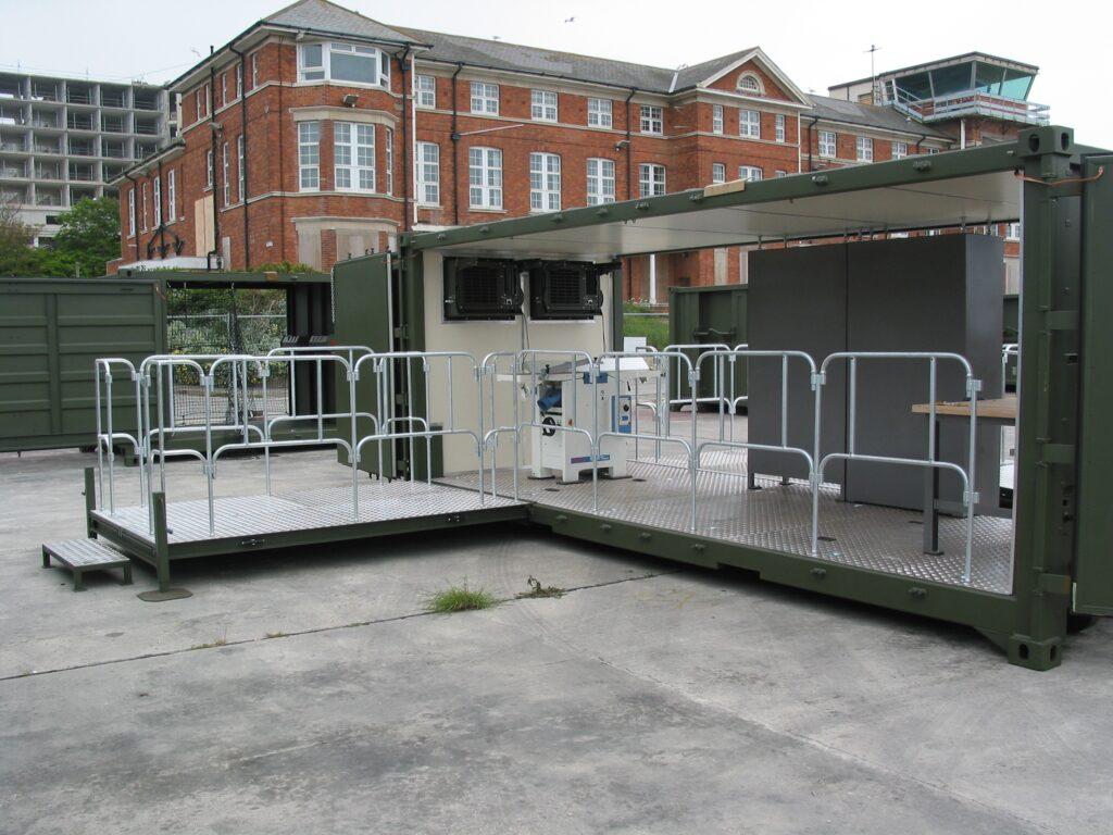 Technical shelter